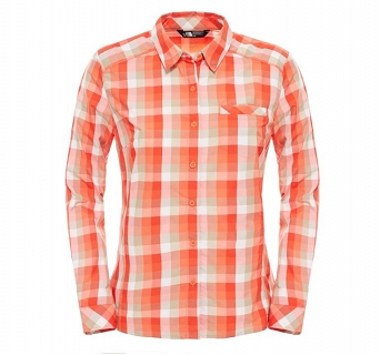 Koszula damska The North Face Zion Shirt LS