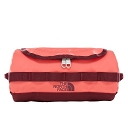 Kosmetyczka The North Face BC Travel Canister - cayenne red/regal red