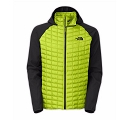 Kurtka The North Face Thermoball Hybrid Hoody - macaw green/tnf black