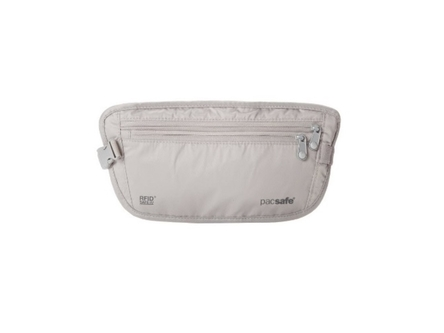 Saszetka PacSafe RFID-blocking travel waist wallet 100