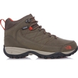 Buty damskie The North Face Storm Strike WP - weimaraner brown/zion orange - bok
