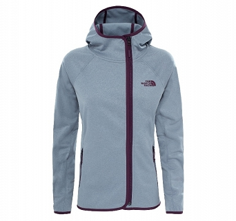 Polar damski The North Face Arcata Hoodie