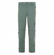 Spodnie The North Face Exploration Convertible - laurel wreath green
