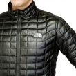 Kurtka The North Face ThermoBall Full Zip Jacket- tnf black- logo