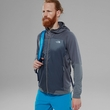 Kurtka The North Face Kokyu Full Zip HD - vanadis grey