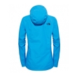 Kurtka damska The North Face Venture Jacket - clear lake blue heather - tył