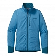 Kurtka damska Patagonia All Free Jacket - radar blue