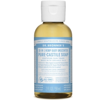 Mydło organiczne Dr. Bronner's 18 in 1 Organic Soap
