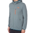 Polar The North Face Lixus Stretch Full Zip Hoodie - laurel wreath green