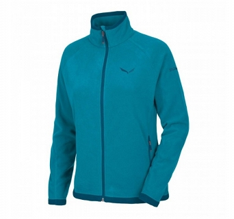 Polar damski Salewa Rainbow 3 PL Full Zip