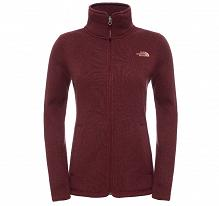 Polar damski The North Face Crescent Full Zip