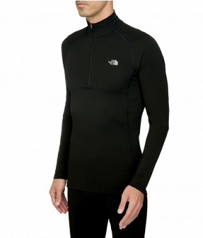 Koszulka The North Face Warm Long Sleeve Zip Neck