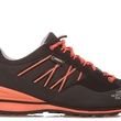 Buty damskie The North Face Verto Plasma II GTX - tnf black/radiant orange - bok