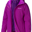 Kurtka damska Marmot Cosset 2in1 - bright berry