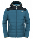 Kurtka The North Face La Paz Hooded Jacket - dish blue/cosmic blue