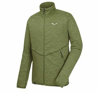 Polar Salewa Puez Melange PL Full Zip