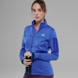 Bluza damska The North Face Kyoshi FZ Jacket - amparo blue heather