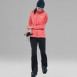 Bluza damska The North Face Kyoshi FZ Jacket - calypso coral light heather