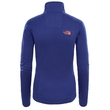 Bluza damska The North Face Kyoshi FZ Jacket - bright navy dark heather - tył
