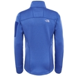 Bluza damska The North Face Kyoshi FZ Jacket - amparo blue heather - tył