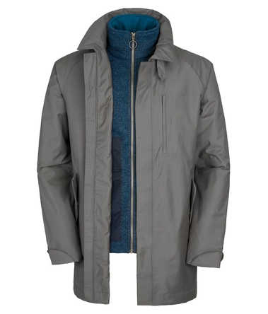 Kurtka The North Face Zermatt Triclimate Trenchcoat
