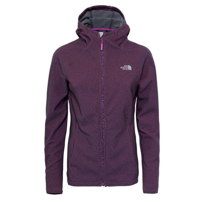 Bluza damska The North Face Tasaina FZ Hoodie