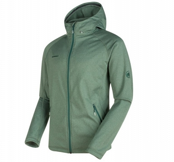 Bluza Mammut Runbold ML Hooded