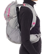Plecak damski The North Face Aleia 32 - RC - q-silver grey/glo pink