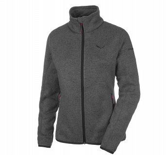Polar damski Salewa Rocca PL Full Zip
