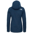 Kurtka damska The North Face Evolution Triclimate II - ink blue - tył