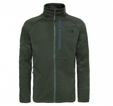 Bluza The North Face Canyonlands Full Zip