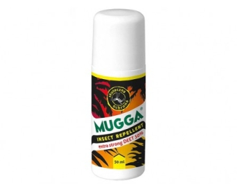 Repelent na insekty Mugga Roll-On 50% 50ml