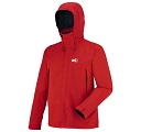 Kurtka Millet Grands Montets GTX Jacket - red