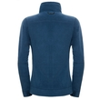 Polar damski The North Face 200 Shadow Full Zip'16 - shady blue - tył