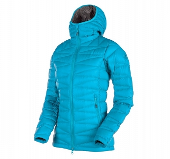 Kurtka damska Mammut Miva IS Hooded Jacket