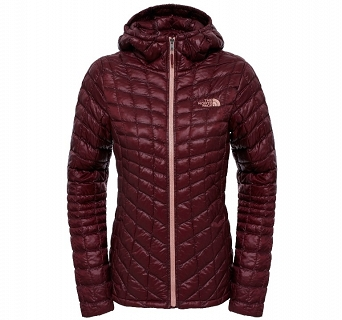 Kurtka damska The North Face ThermoBall Hoodie