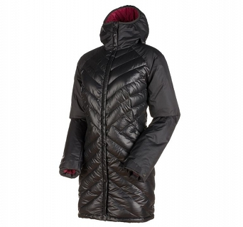 Kurtka damska Mammut Whitehorn IN Hooded Parka