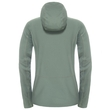 Polar damski The North Face Fuseform Dolomiti Hoodie - tył