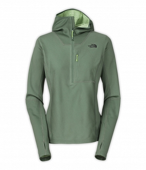 Polar damski The North Face Fuseform Dolomiti Hoodie