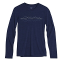 Koszulka Icebreaker Tech Lite Long Sleeve Icebreaker - fanthom heather