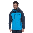 Kurtka The North Face Dihedral Jacket - blue aster/urban navy - przód
