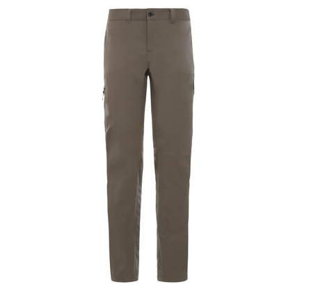 Spodnie damskie The North Face Wandur Hike Pant - new taupe green