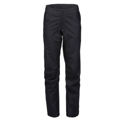 Spodnie damskie Black Diamond Liquid Point Pants - black
