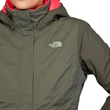 Kurtka damska The North Face Inlux Insulated - new taupe green