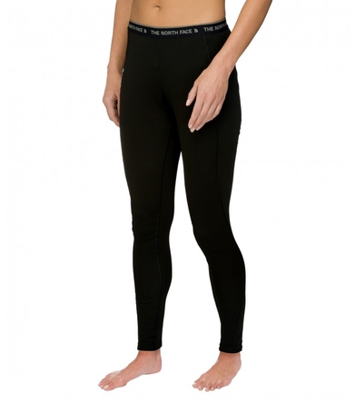 Kalesony damskie The North Face Warm Tights II - tnf black