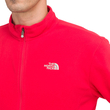 Polar The North Face 100 Glacier Full Zip - logo