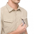 Koszula The North Face Sequoia Shirt SS - dune beige