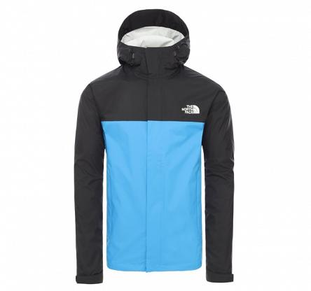 Kurtka The North Face Venture 2 Jacket - clear lake blue/tnf black