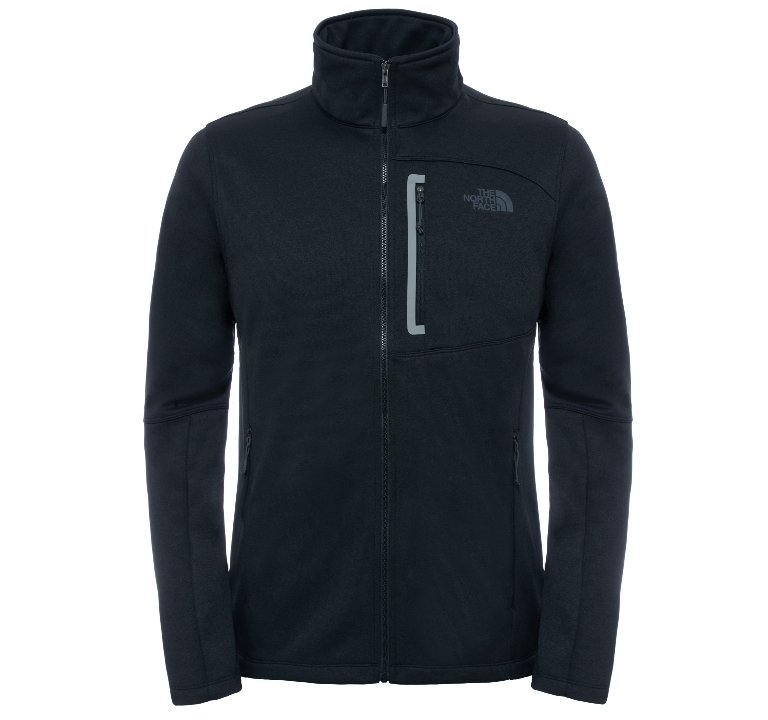 Bluza The North Face Canyonlands Full Zip '18 - tnf black