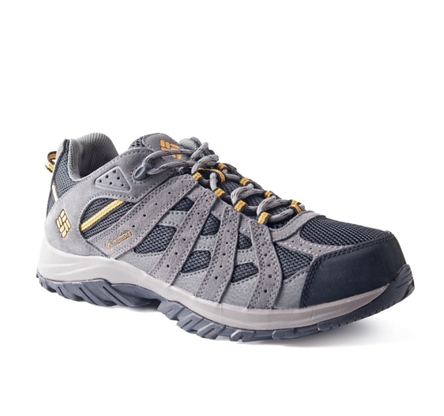 Buty Columbia Canyon Point Waterproof - black/squash